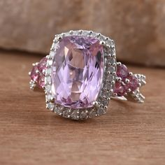 Earnest Madagascar Pink Sapphire Gems Sterling Silver Ring Solitaire Engagement Jewelry Engagement & Wedding