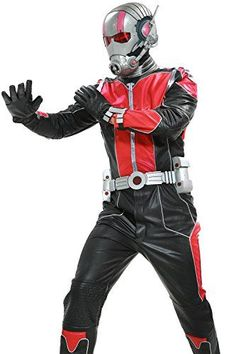 Ant Costume Man PU Cosplay Outfit Kit Fight Suit New Arrival Custom Made L xcoser http://www.amazon.com/dp/B012FIQYIQ/ref=cm_sw_r_pi_dp_GDe8vb044G5PS