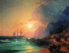 On the island of Crete Description:   On the island of Crete. 1867