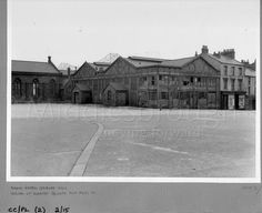 Green Market Hall, Corner of Market Square and East Street