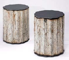 Side-Table-thesteelfork-etsy-Reclaimed-Farm-Metal-Ford-Pickup