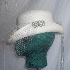 top hat bridal veils | 6477623923_74eef1714d_z.jpg