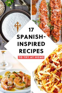 Life Hacks : Illustration Description 17 Spanish-Inspired Recipes to Try at Home -Read More – Tapas Recipes, Greek Recipes, Easy Dinner Recipes, Spanish Recipes, German Recipes, Spanish Dinner, Spanish Tapas, Spanish Meals, Spanish Party
