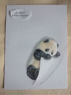 My Animal Drawings Try To Leap Off The Page | Iantha Naicker