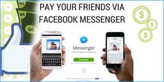 #Technology- #Facebook #Messenger is set to allow #payments via Chatbots.