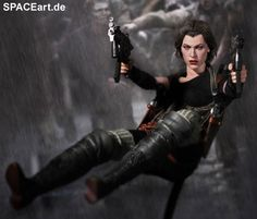 Resident Evil - Afterlife: Alice, Deluxe-Figur (voll beweglich) ... https://spaceart.de/produkte/rde004.php