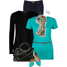 Casual Outfit 2, created by daiscat on Polyvore