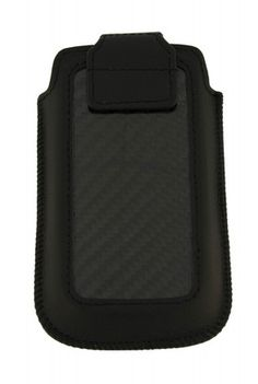 ION Factory Carbon Jacket - iPhone 4 / 4S - Black #danimobile