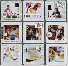 Sopot 2012 Restaurant Lounge, Coasters, Eat, Poland, Projects, Log Projects, Drink Coasters, Ignition Coil, Coaster Set
