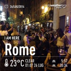 """The Roman """"movida"""" next to Piazza Navona. Learn. Live. Love. Rome. With www.afriendinrome.it"""