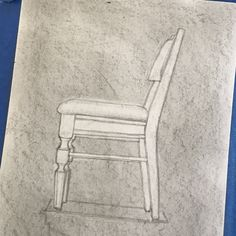 11/08/17 Chair drawing