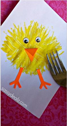 food crafts for kids * food crafts ; food crafts for kids ; food crafts for toddlers ; food crafts for kids edible ; food crafts for kids paper ; food crafts for toddlers edible Easter Arts And Crafts, Easter Crafts For Toddlers, Arts And Crafts For Teens, Spring Crafts For Kids, Bunny Crafts, Craft Projects For Kids, Crafts For Kids To Make, Arts And Crafts Projects, Toddler Crafts