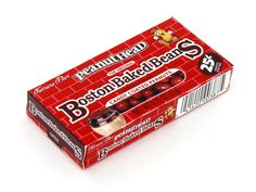 Boston Baked Beans, a classic treat from the This nostalgic candy is made with candy coated peanuts that are sweet and crunchy. Drunken Gummy Bears, 1970s Candy, Ferrara Pan, Candy Cigarettes, Boston Baked Beans, Nostalgic Candy, Old Candy, Candy Buttons, Old Fashioned Candy