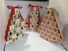 The Craft Spa - Stampin' Up! UK independent demonstrator : More Advent Calendars