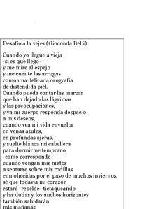 Gioconda Belli, Poetisa Nicaraguense