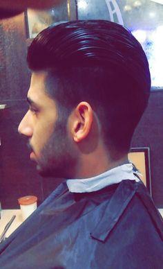 #men #hairstyle #undercut #disconnect