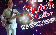 The Back Alley Bar presents Butch Haller and His Chesterfield Ramblers