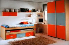 Foto7 Bunk Beds, Loft, Furniture, Home Decor, Google, Room, Small Apartments, Modern Bedrooms, Small Spaces
