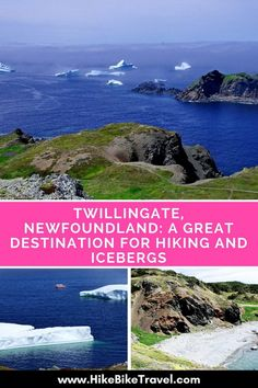 Twillingate, Newfoundland: A Great Destination for Hiking & Icebergs - Hike Bike Travel Newfoundland Canada, Newfoundland And Labrador, Newfoundland Icebergs, Places To Travel, Places To See, Travel Destinations, Vancouver, Gros Morne, Voyage Usa