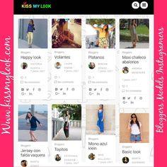 """Inspírate"" #nuevoslooks #enlaweb www.kissmylook.com #bloggers #models #instagramers #instafriends #influencer #instagallery #instainfluencer #kissmylook #tw feliz tarde kissess"