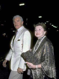Fernando Lamas and wife Esther Williams