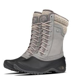 The North Face Women's Shellista II Mid Waterproof Boots North Face Women, The North Face, Hiking Boots Outfit, Rain Boots, Shoe Boots, Women's Boots, Tall Winter Boots, Hiking Fashion, Snow Boots Women