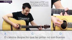 Como tocar Fito Soldadito Marinero acordes tutorial en guitarra de Fito ...                                                                                                                                                                                 Más