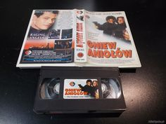 "GNIEW ANIOŁÓW - kaseta Video VHS - 1411 Sklep ""ALFA"" Opole - AlleOpole.pl (Opole)"