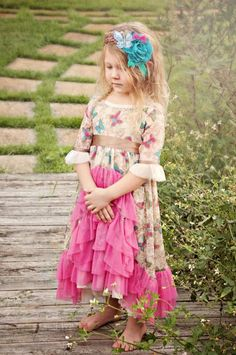 Stunning I Love Gorgeous Butterfly Dressbr2 to 10 YearsbrNow In Stock
