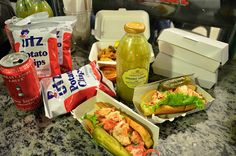 Lobster roll New York Chelsea Market New York City, Chelsea, Rolls, Ethnic Recipes, Food, New York, Buns, Essen, Bread Rolls