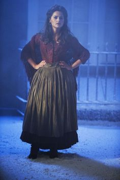 Victorian Clara, Costume 1