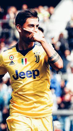 Paulo Dybala is a new idol Cristiano Ronaldo Juventus, Juventus Fc, Neymar, Juventus Players, Soccer Fans, Football Players, Football Boys, Ronaldo Football, Soccer Skills