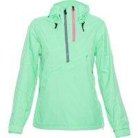 Volcom Sequoia Womens Snowboard Jacket Green 2014