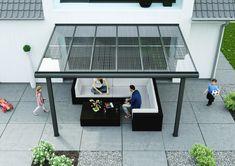 Terrassenüberdachung Preise im Terrassendach 3D Planer - Carport & Terrassendach Konfigurator