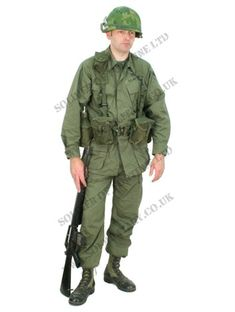 1967 US Vietnam Grunt uniform