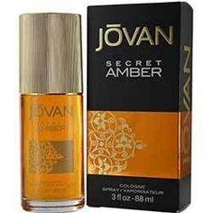 JOVAN SECRET AMBER by Jovan (UNISEX)