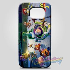Toy Story Series 3 Samsung Galaxy Note 8 Case | casefantasy