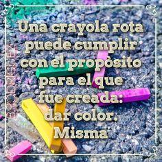 """La Crayola Rota"" http://www.connectwithyourmisma.com/la-crayola-rota/ #crayolarota #connectwithyourmisma #blog #follow #share"