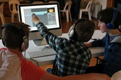 Music Production and Composition, Winter 2014