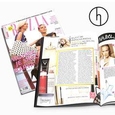 Heaven in Grazia magazine.