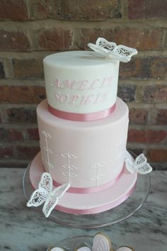 Home - Hannah Hickman Cakes Butterfly Cakes, Celebration Cakes, Wedding Cakes, Celebrities, Birthday, Lace, Desserts, Food, Design