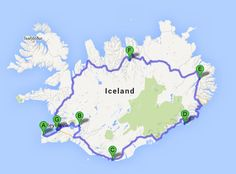 Iceland challenge - Iceland in 7 days