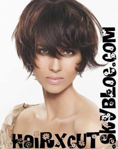 Best hairstyle for high cheekbones women haircuts short curly,platinum blonde hair with caramel thin brunette hairstyles,top hairstyles 2016 female braid styles. Virtual Hairstyles, Funky Hairstyles, Everyday Hairstyles, Short Hairstyles For Women, Cute Short Haircuts, Layered Haircuts, Short Hair With Layers, Short Hair Cuts, Pixie Cuts