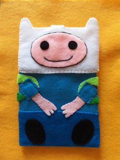This is like my favorite thing in the world, adventure time Flinn kindle case! waaaaant <3