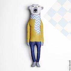 Zoé de Las Cases (When Polar Bears become Hipsters, it's all over!) ;)