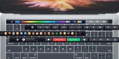 How Useful Is the Touch Bar on the MacBook Pro? Macbook Pro Tips, Macbook Pro 13 Inch, Apple Macbook Pro, Apple Laptop, Mac Book, Macbook Pro Accessories, Iphone 5s Screen, Macbook Pro Touch Bar, Mac Notebook