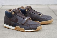 News - Nike Air Trainer 1 QS: brogue status | FREE Global Sneaker Shipping | CrookedTongues.com — Selling soles since 2000