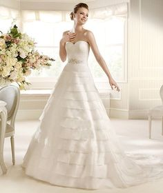 MIELE » Wedding Dresses » 2013 Glamour Collection » La Sposa