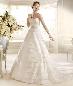 MIELE » Wedding Dresses » 2013 Glamour Collection » La Sposa