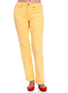Miraclebody Jeans Women's Katie Straight Leg Jean